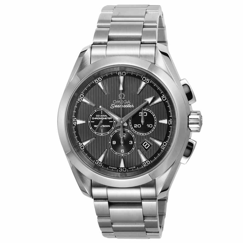 オメガ OMEGA メンズ腕時計 シーマスター クロノグラフ 231.10.44.50.06.001