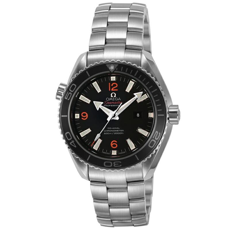 オメガ OMEGA 腕時計 シーマスタープラネットオーシャン 600M 232.30.38.20.01.002