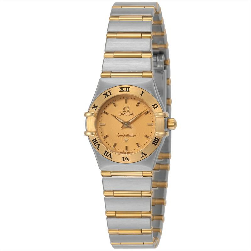 オメガ OMEGA レディース腕時計 コンステレーション 1262.1 ゴールド