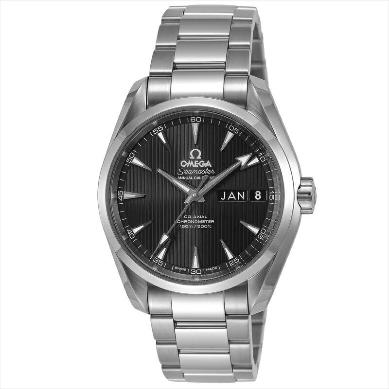オメガ OMEGA メンズ腕時計 シーマスターアクアテラ 231.10.39.22.01.001 ブラック