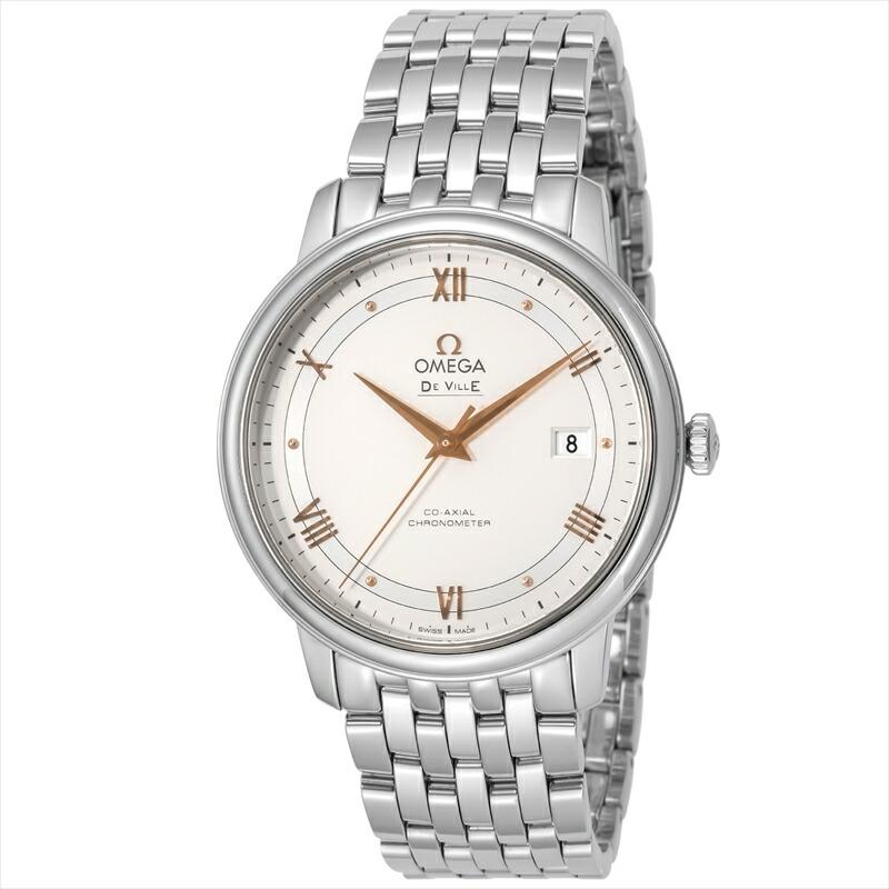オメガ OMEGA メンズ腕時計 デ・ビル 424.10.40.20.02.002 シルバー