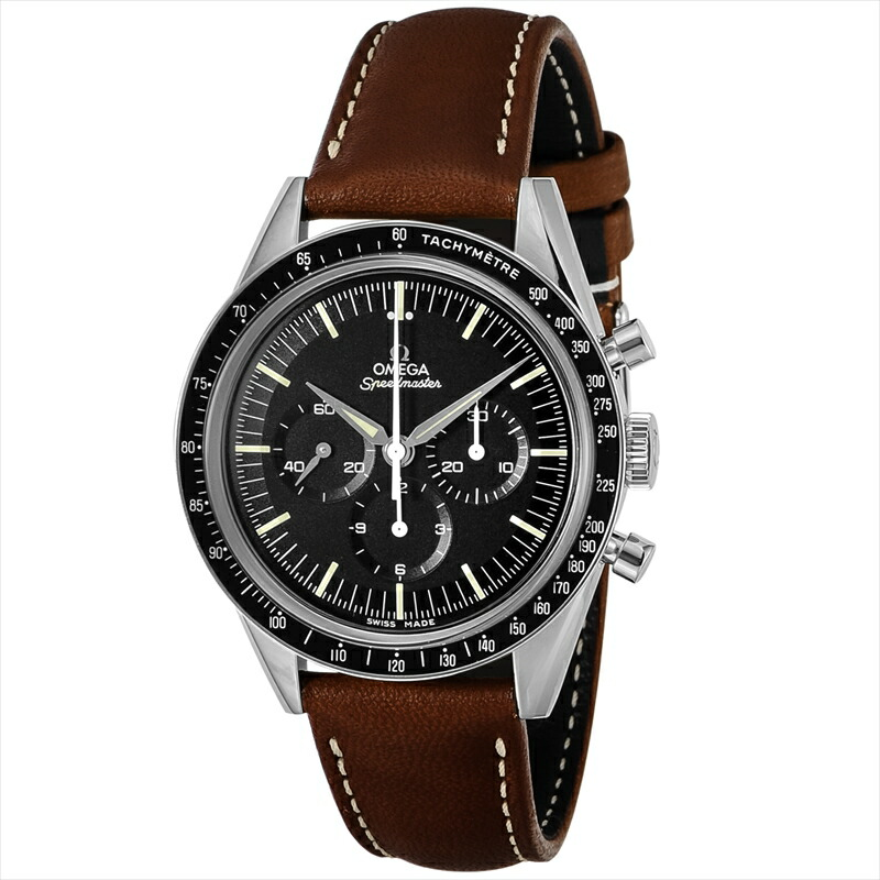 【店内全品送料無料~3/11】オメガ OMEGA メンズ腕時計 スピードマスター 311.32.40.30.01.001 ブラック