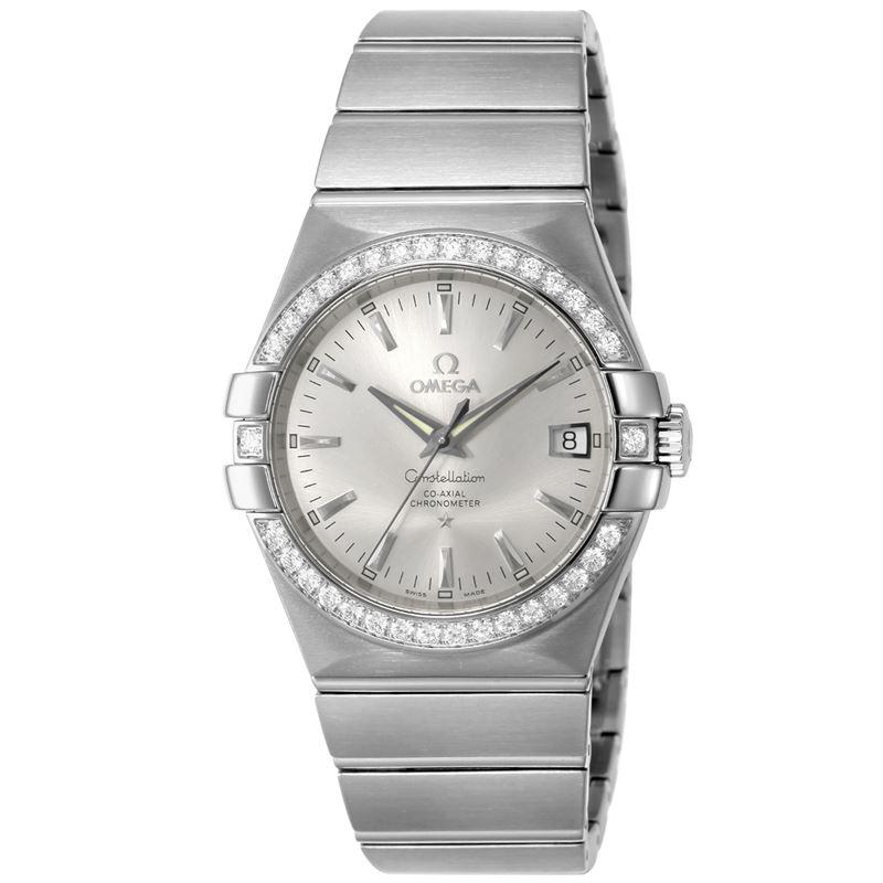 【店内全品送料無料~3/11】オメガ OMEGA 腕時計 123.15.35.20.02.001