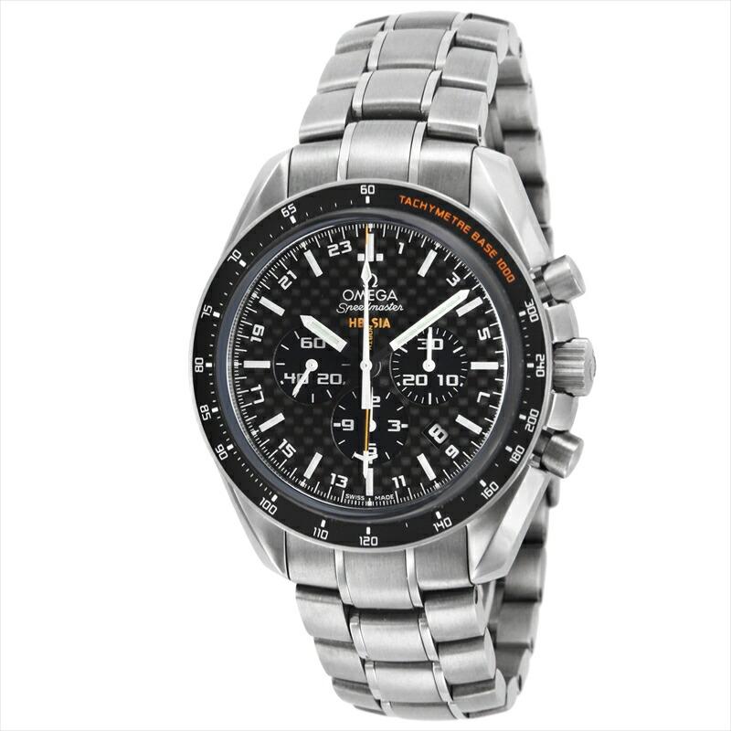 オメガ OMEGA メンズ腕時計 スピードマスター 321.90.44.52.01.001 ブラック