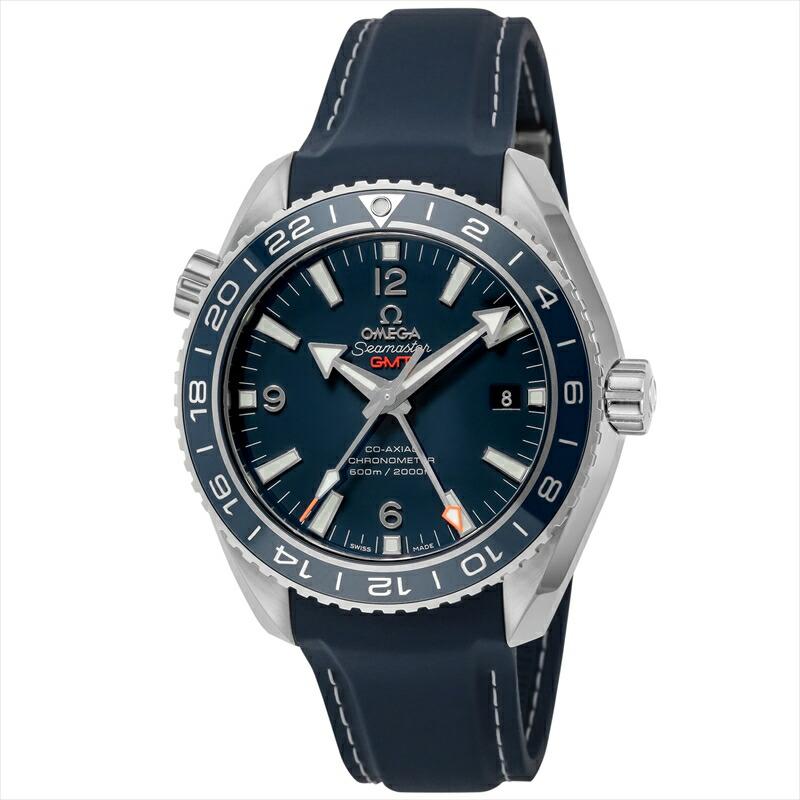 オメガ OMEGA メンズ腕時計 シーマスタープラネットオーシャン 232.92.44.22.03.001 ブルー