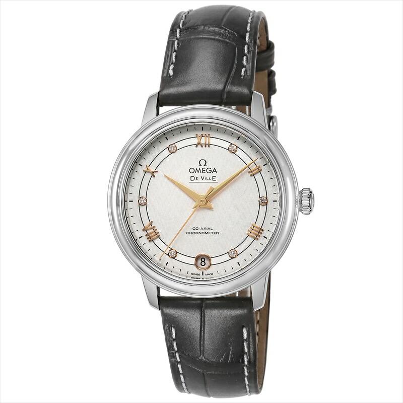 最新入荷 オメガ OMEGA レディース 腕時計 デ・ヴィル 424.13.33.20.52.001, 銀座東洋ジュエリー 380e423f
