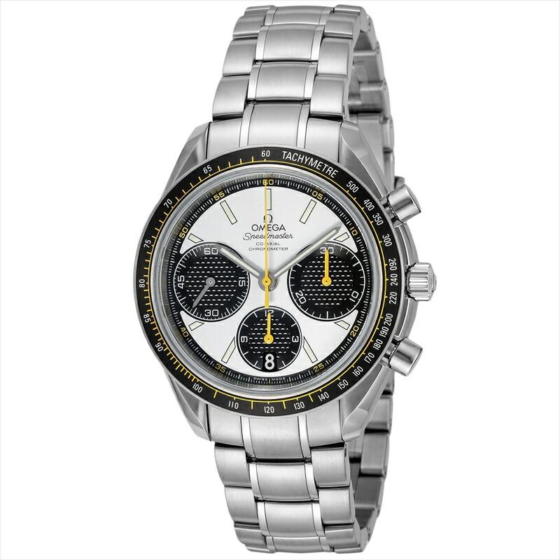 オメガ OMEGA腕時計 326.30.40.50.04.001 ホワイト