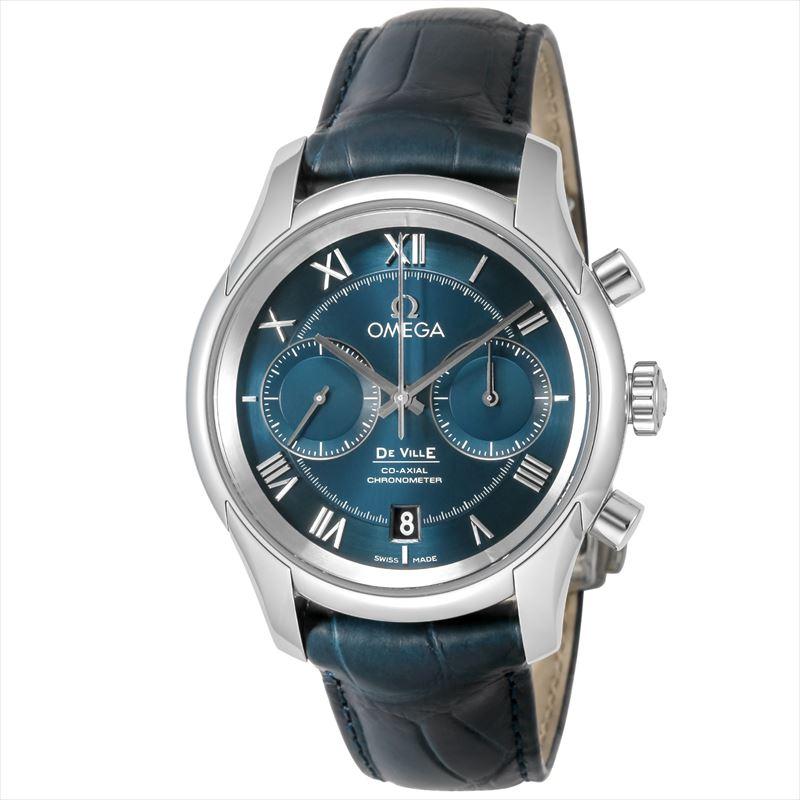 オメガ OMEGA メンズ 腕時計 デ 数量限定 上品 ヴィル 431.13.42.51.03.001