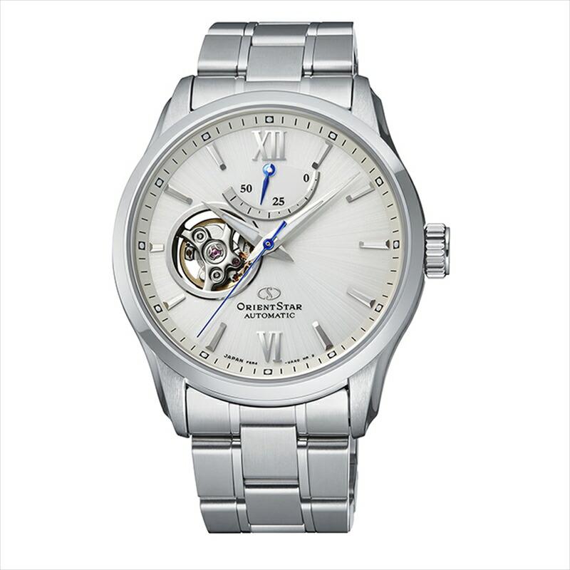 オリエントスター ORIENT STAR 70%OFFアウトレット メンズ RK-AT0004S 完全送料無料 ホワイト 腕時計