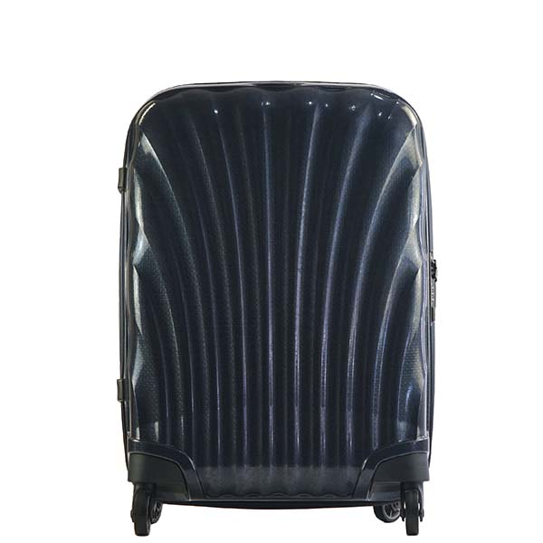 サムソナイト SAMSONITE トラベル VALISE SPINNER 55 CM COSMOLITE 73349 MIDNIGHT BLUE