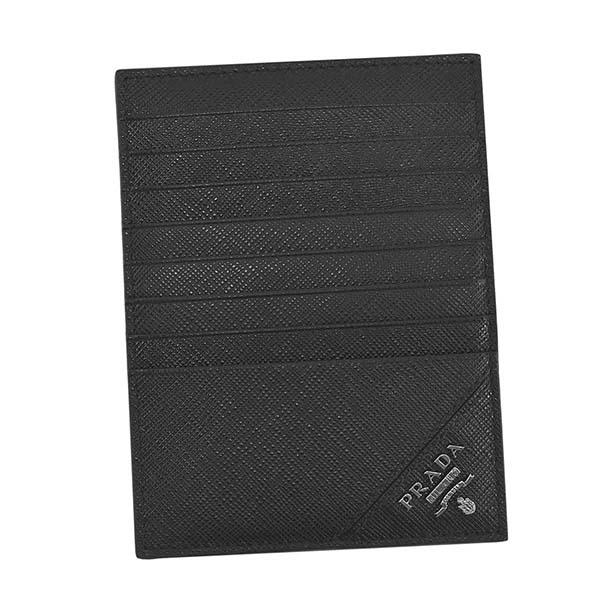 プラダ PRADA カードケース 2MC050 NERO