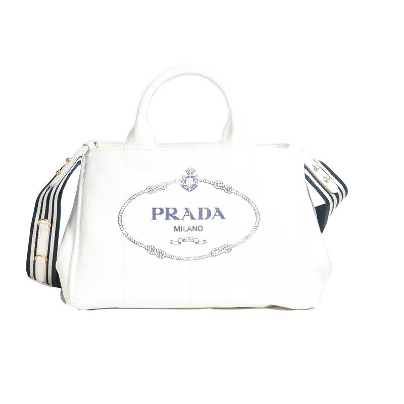 プラダ PRADA ハンドバッグ 1BG642 BIANCO