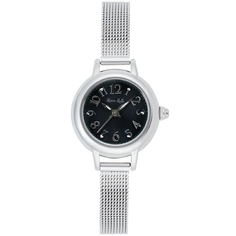 ルビンローザ RubinRosa レディース腕時計 R202SBL 202 ブルー