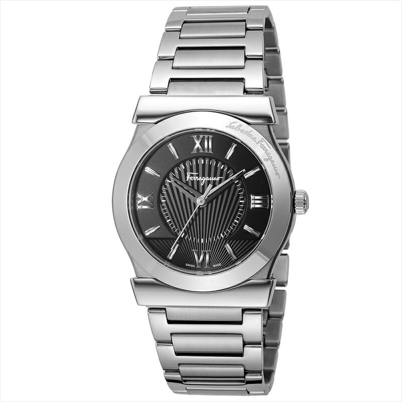 フェラガモ Ferragamo メンズ腕時計 VEGA FI0940015 ブラック