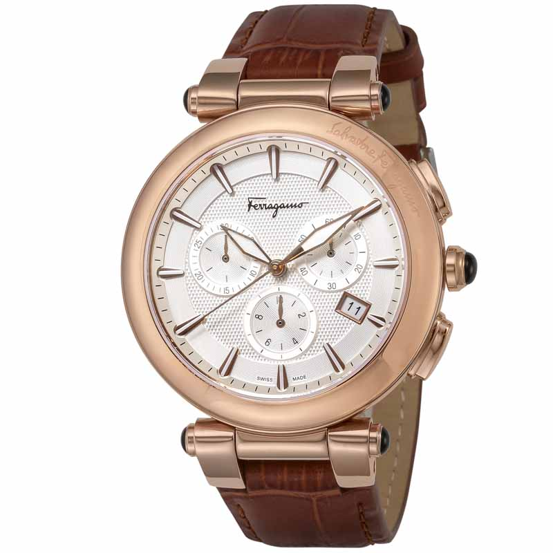 フェラガモ Ferragamo メンズ 腕時計 イディリオ FCP050017