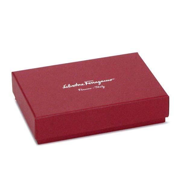フェラガモ Ferragamo カードケース GANCINI 22 D148 MIRTOMqzUVpS