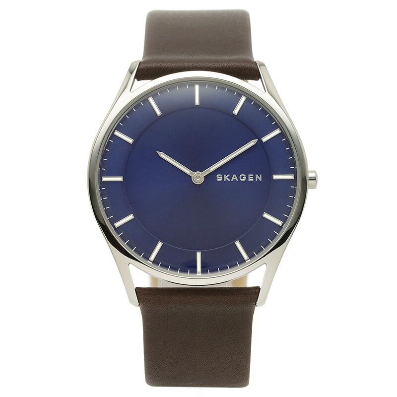 スカーゲン SKAGEN 腕時計 SKW6237 HOLST ブルー ステンレス