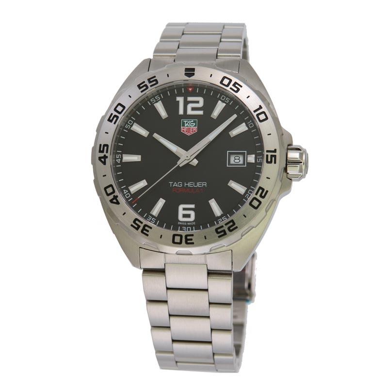 タグホイヤー TAG Heuer 腕時計 FORMULA 1 ブラック WAZ1112.BA0875