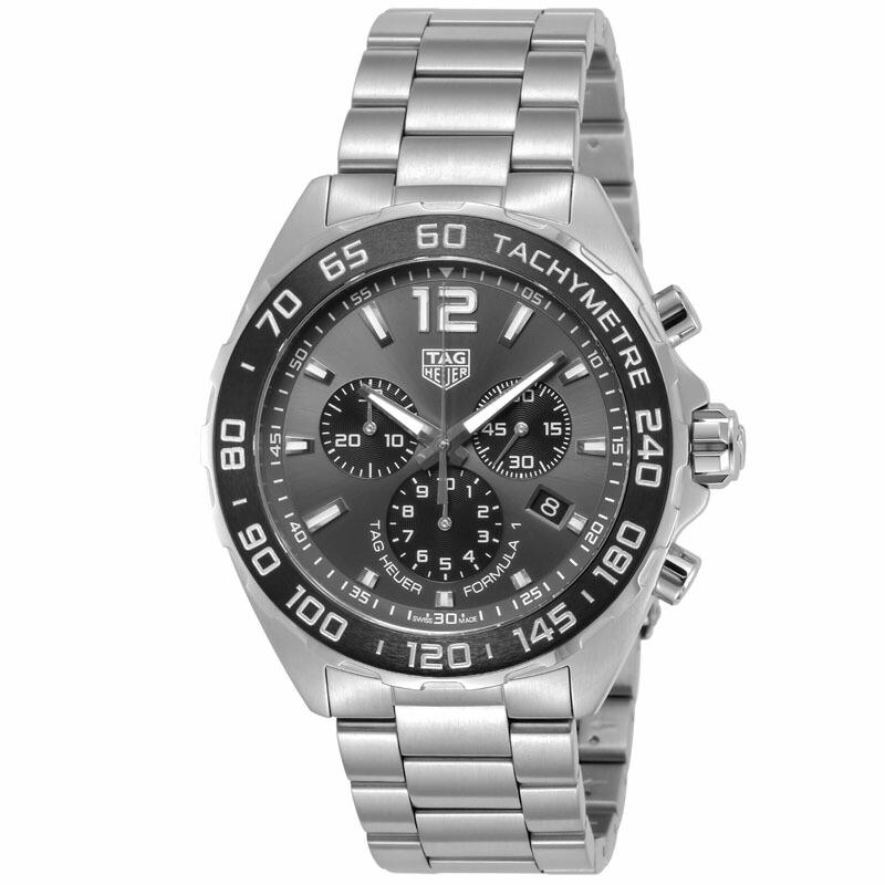 タグホイヤー TAG Heuer メンズ腕時計 Formula1 CAZ1011.BA0842 ブラック