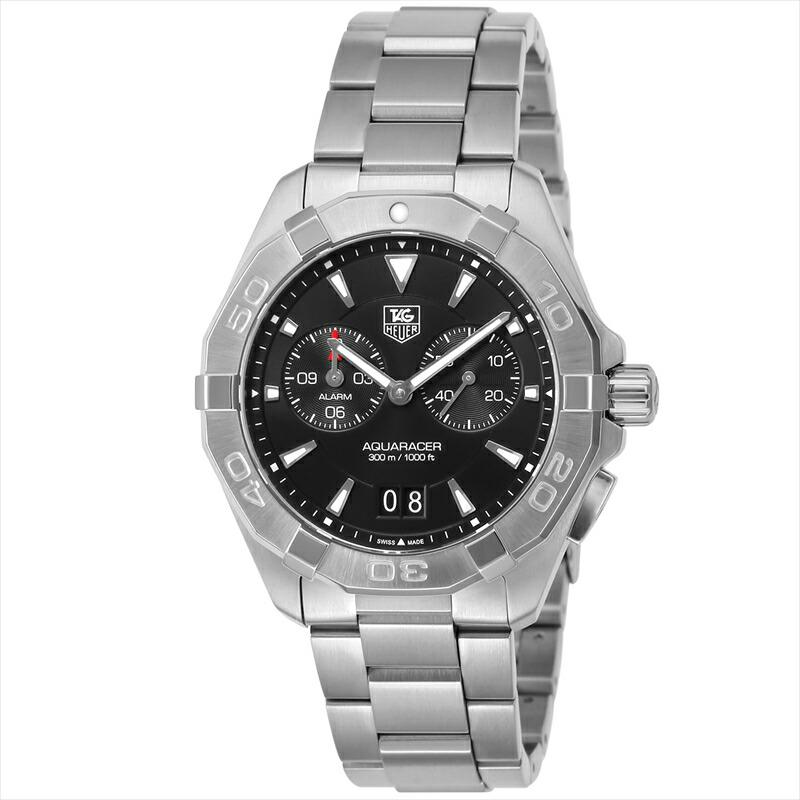 タグホイヤー TAG Heuer メンズ腕時計 Aquaracer WAY111Z.BA0928 ブラック