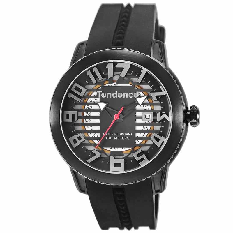 テンデンス TENDENCE腕時計 ドーム TY013002 ブラック