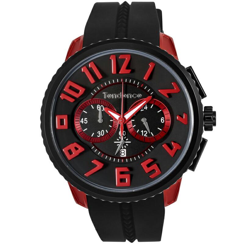 テンデンス TENDENCE ユニセックス腕時計 TY146002 アルテックガリバー ブラック