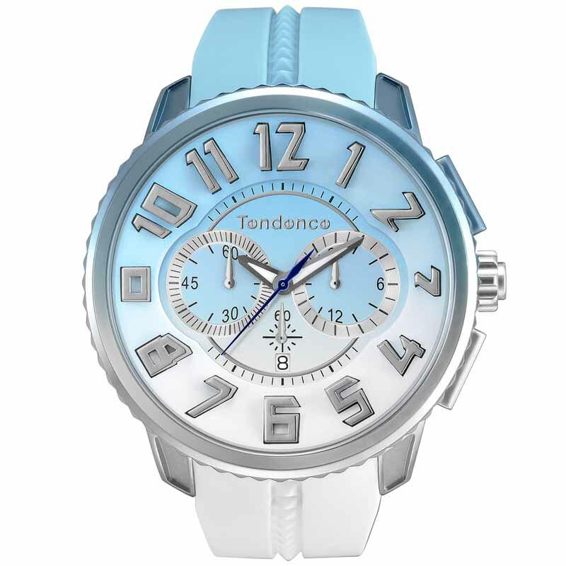 テンデンス TENDENCE ユニセックス 腕時計 GulliverDeColor TY146105