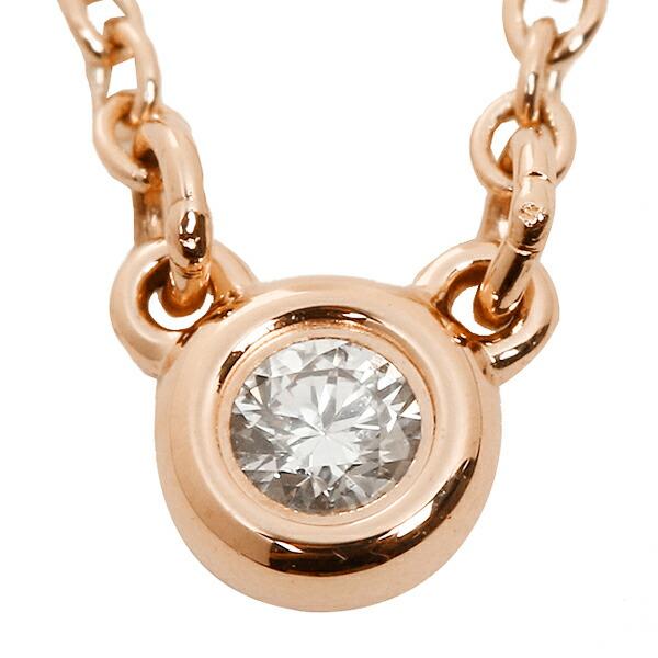 ティファニー Tiffany & Co. エルサペレッティー バイザヤードペンダント 18KRG 28334192