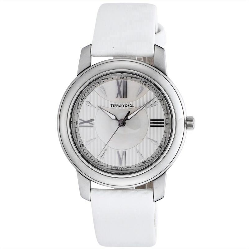 ティファニー Tiffany & Co. 腕時計 Mark Z0046.17.10A91A40A