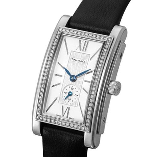 outlet store fdd4d d0ea3 ティファニー Tiffany & Co. 腕時計 レディース Grandダイヤ シルバー  Z0035.13.10B21A40A-CF|ブランドショップハピネス