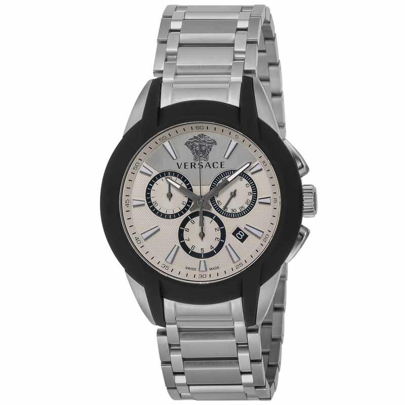 ヴェルサーチ VERSACE メンズ 腕時計 キャラクタークロノ VEM800118