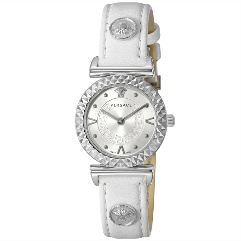 ジャンニヴェルサーチ VERSACE レディース腕時計 MINIVANITY VEAA00218 シルバー