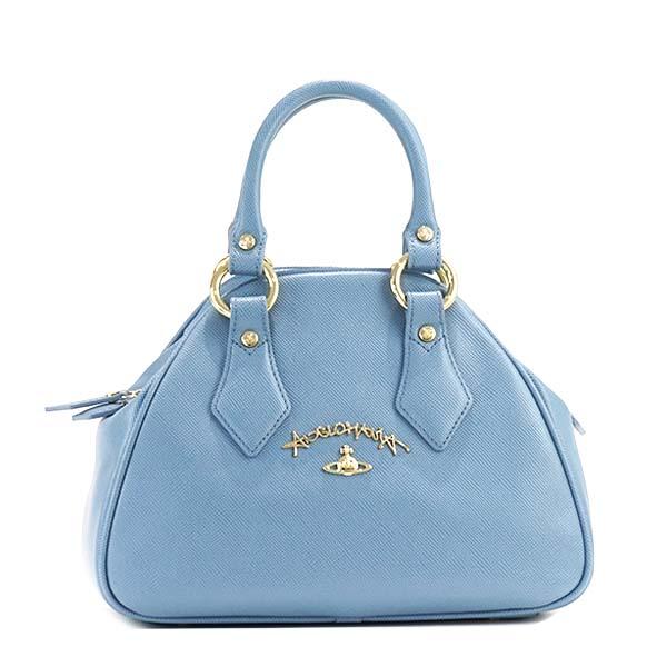 ヴィヴィアンウエストウッド Vivienne Westwood ハンドバッグ 7063V-DIVINA BLUE