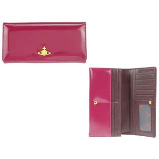 ヴィヴィアンウエストウッド Vivienne Westwood 長財布(ファスナー付) レディース ORCHID 1032V-MONACO