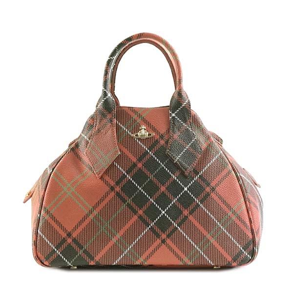 ヴィヴィアンウエストウッド VIVIENNE WESTWOOD ハンドバッグ MEDIUM HAND BAG DERBY 42020015-40010 CHARLOTTE