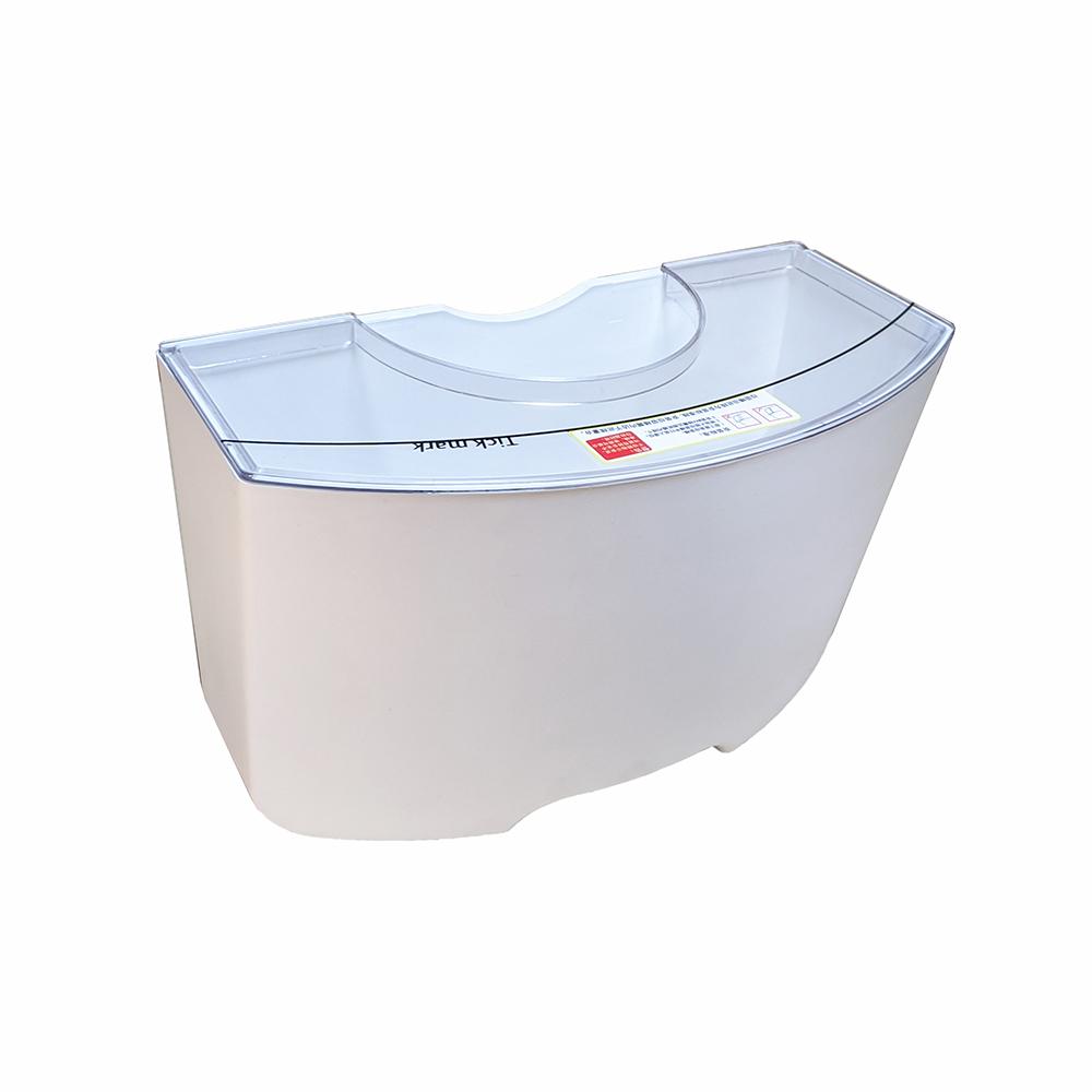 PETREE ペッツリー 猫自動トイレ用の6リットル超大容量ダストボックスです 定番キャンバス 猫 超安い 超大容量 自動トイレ用 6リットル ダストボックス