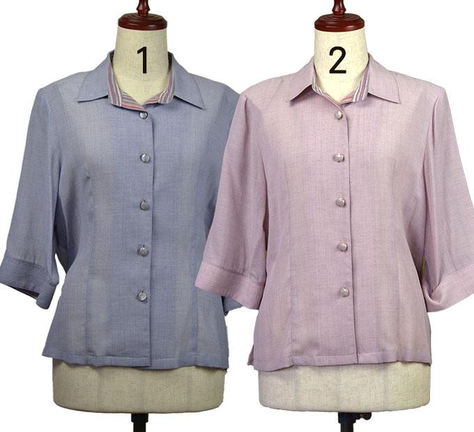 ジャケット3L シニアファッション 夏 大きいサイズ 高齢者 シニア向け婦人服