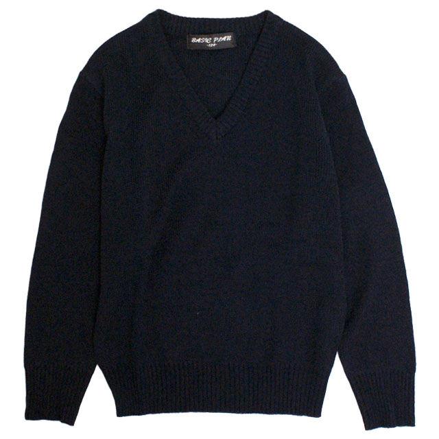 スクールセーター 最新 シンプル ニット 紺 セーター キッズ ジュニア 子供 無地 Vネック 男の子 中学生 小学生 120cm 170cm 女の子 140cm 開店祝い 洗濯機可能 130cm 160cm 150cm