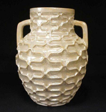 陶器製 花器フラワーベース おしゃれ 花瓶 【HLS_DU】