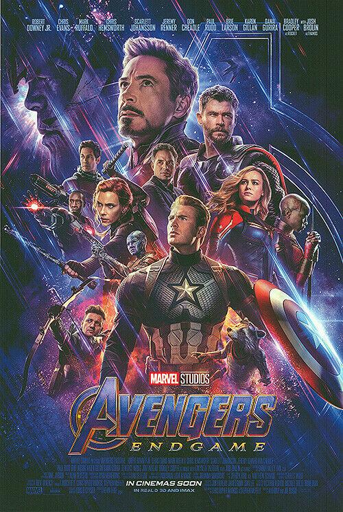 お見舞い Avengers Endgame - - original DS movie poster original アベンジャーズ poster エンドゲーム オリジナル ポスター, ミニチュアのすぃーとあっぷるぱい:26a90064 --- munstersquash.com