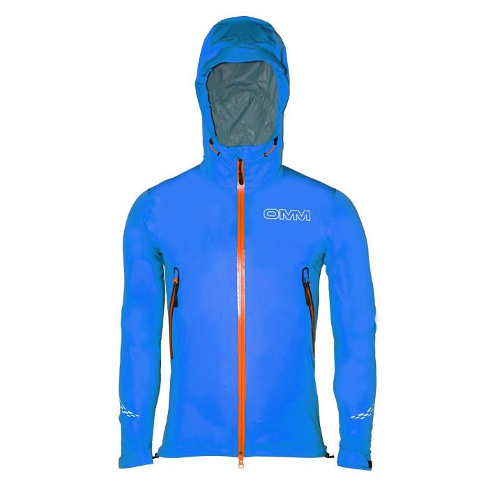 ザ オリジナル マウンテン マラソン OMM Kamleika Race Jacket II Blue/Orange サイズS