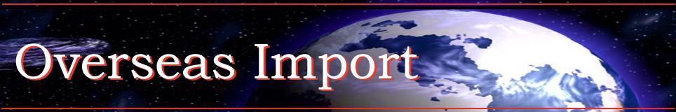 Overseas Import:Health&Beautyに関連した海外商品をご紹介します。