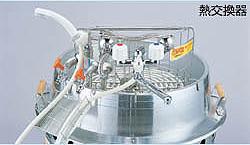 大型炊き出し器<まかないくん30型・85型>専用熱交換器