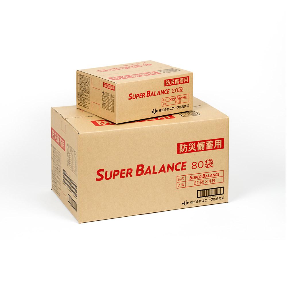 SUPER BALANCE 6YEARS (スーパーバランス 6YEARS) 20袋セット 【非常食 保存食】
