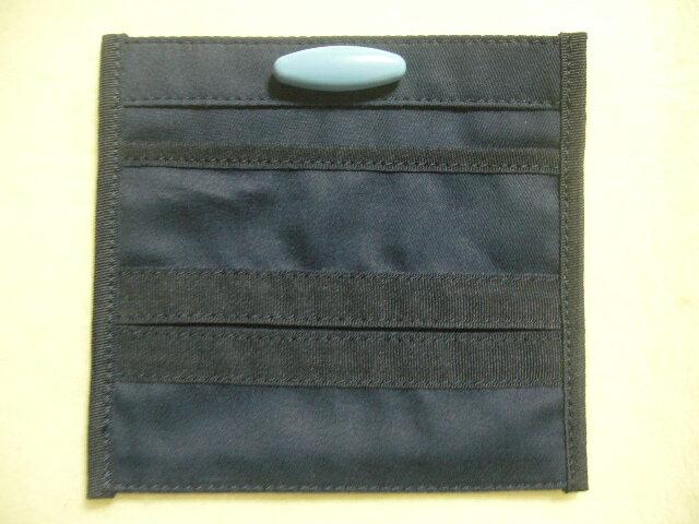 ポケットのないお洋服に 付けポケット ティッシュケースタイプ 安全ピン付き お受験用品の店 移動ポケット 引出物 あす楽対応商品 ハッピークローバー 70%OFFアウトレット