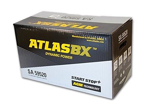 新品 AGM バッテリー SA 59520 95ah 適合 60038 ベンツ Cクラス (W203) CLK (W209/208) CLS (W219/215) Eクラス (W211/210) Mクラス (W163)