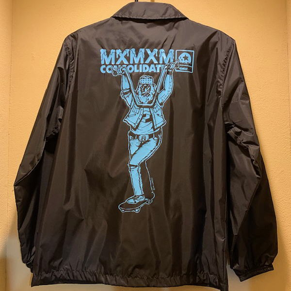 【MxMxM】【マモミコーチJKT】マジカルモッシュミスフィッツCONSOLIDATEDxMxMxMCONSOLIARMY COACH JKTGREEN
