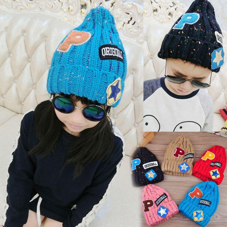 ae5d580125649a new design by 2015, ☆ children's hat kids knit hats kids knit Cap girl