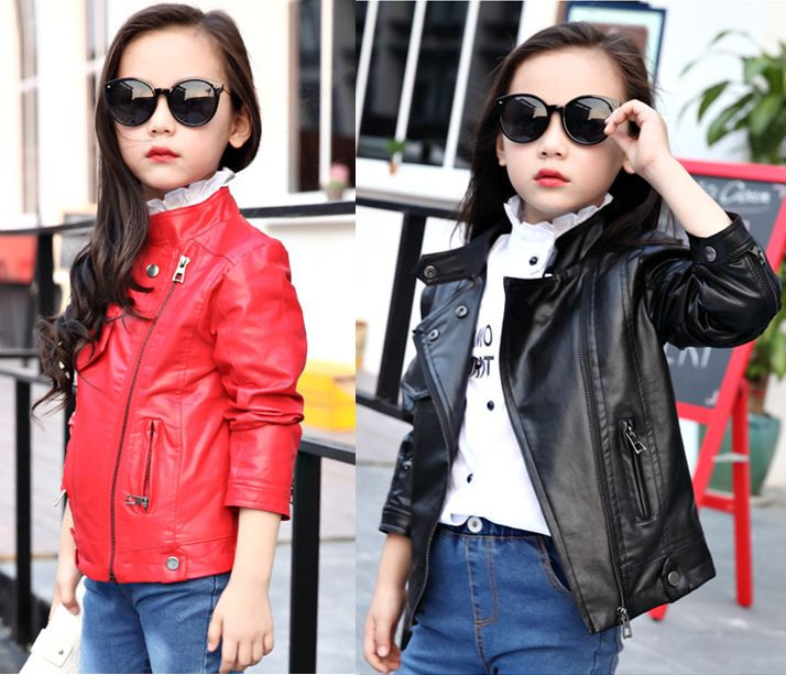 Happydreamshop Jacket Children Clothes Jacket Girls Denim Jacket