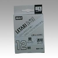 オフィス機器 ビーポップ用品 ビーポップ ミニ(PM-36、36N、36H、3600、24、2400、2400N)・レタリ(LM-1000、LM-2000)共通消耗品 (まとめ) ビーポップ用品 マックス ビーポップ ミニ(PM-36、36N、36H、3600、24、2400、2400N)・レタリ(LM-1000、LM-2000)共通消耗品 LX90170 4902870052904 ●12mm幅 1個【10×セット】